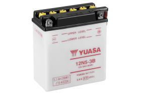 Yuasa 12N53BDC - BATERIA 12/5A +DCH 12X6X13