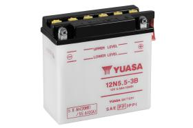 Yuasa 12N553BCP - BATERIA 12/5A +DCH 12X60X13