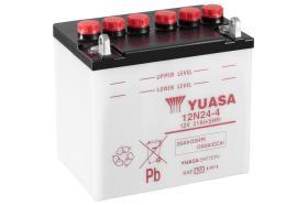 Yuasa 12N244CP - BATERIA 12/12A +IZQ 13X80X16