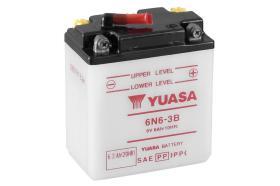 Yuasa 6N63BDC - BATERIA 6/40A +DCH 11X56X98