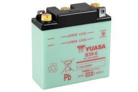 Yuasa B396DC - BATERIA 6/13A +DCH 11X83X16 T6