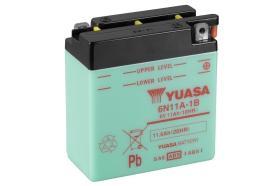 Yuasa 6N11A1BDC - BATERIA 12/30A +DCH 18X13X17 T10