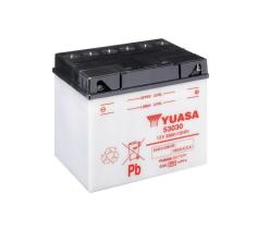 Yuasa 53030CP - BATERIA 12/25A +DCH 18X13X17 T10