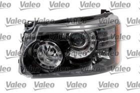 Valeo 044668 - FARO DCH.D3S+H7 C/LUZ CURV.RANGE ROVER SPORT 09->