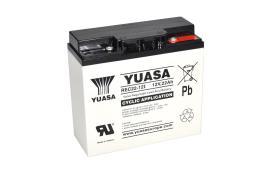 Yuasa REC2212 - BATERIA 12/14A CICLICA MOTO/SILLAS/CARRO GOLF