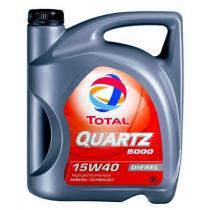 TOTAL 204853 - LATA 5L 15W40 QUARTZ 5000