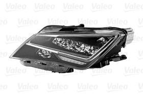 Valeo 046600 - FARO DCH.LED PEUG.