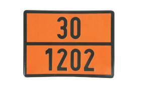Rinder 571200 - PLACA MERC.PELIGR.PLEGABLE