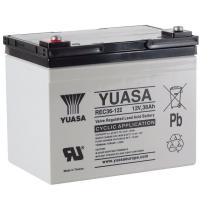 Yuasa REC3612 - BATERIA 12/26A 166,5X175X125 CICLICA GOLF/S.RUEDAS