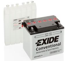 EXIDE E60N24LA - BATERIA 12V 28AH 280A +D 184X124X16