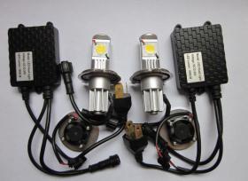 Lantsun 011402 - KIT LED H1 (12/24V) SLIM
