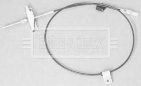 Borg & Beck BKB3689 - CABLE DE FRENO