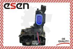 ESEN 16SKV044 - CERRAD.PTA.TRS.IZQ.AUDI/SEAT/SKODA/VW (7T)