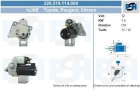 Psh TS1462
