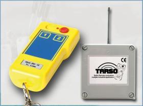 Tarso TR802SI - RECEPT+MANDO DIST.12/24V (6 MOVIM.)