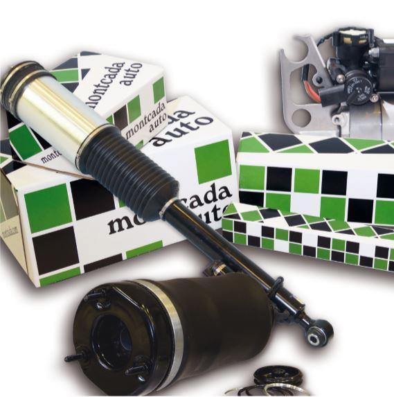 Manual de montaje: Fuelle suspensión neumática
